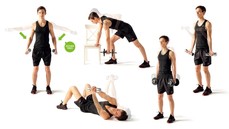 筋 た ダンベル トレ を 使っ ダンベルを使った内転筋の鍛え方4選【太もも内側の筋トレメニューで引き締まった足を作る!】