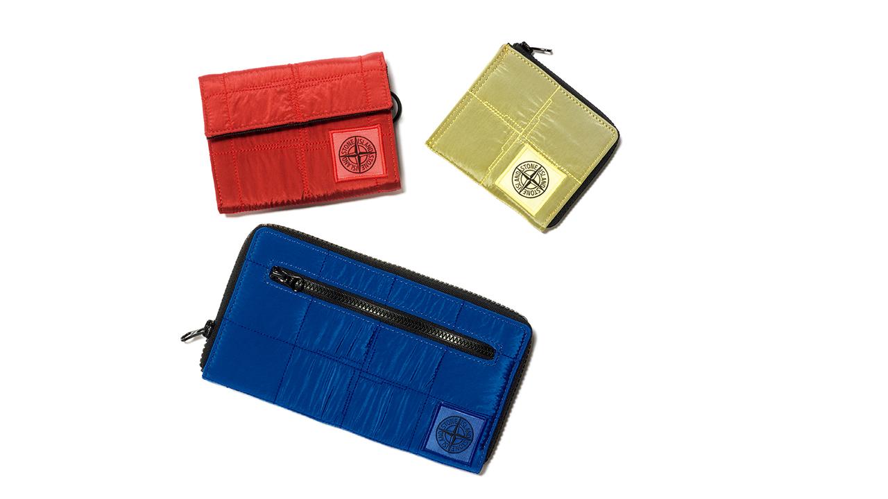 ストーンアイランドの財布