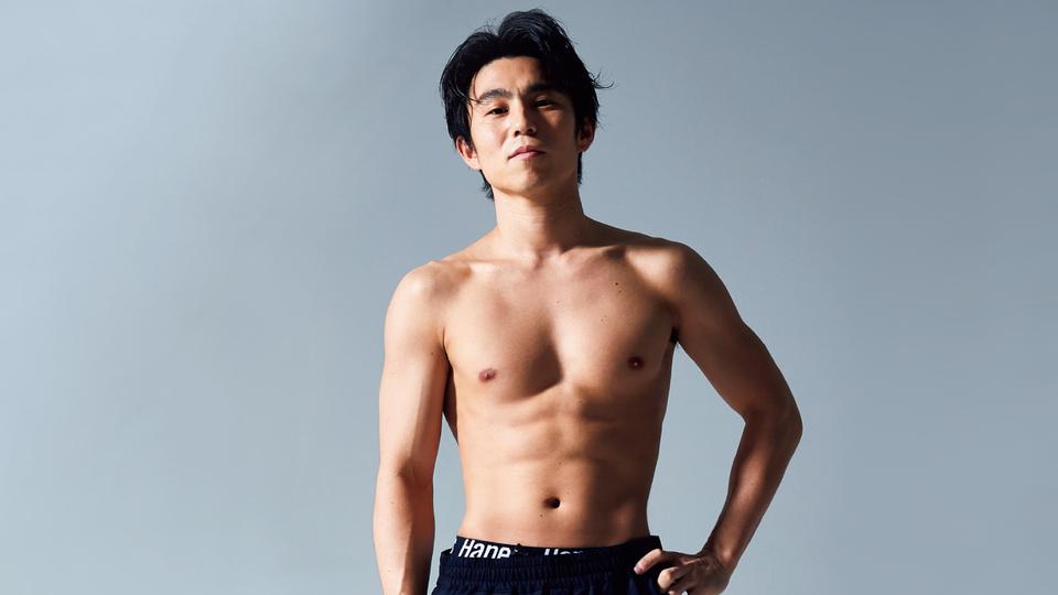 「カギは満腹感より満足感」俳優・中尾明慶さんが、常にONを保つコツ