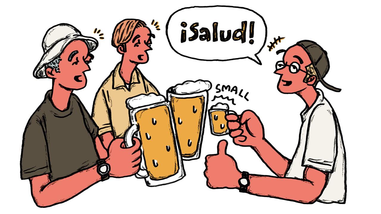 大量飲酒で睾丸にダメージ。ビール党はとくにご用心!