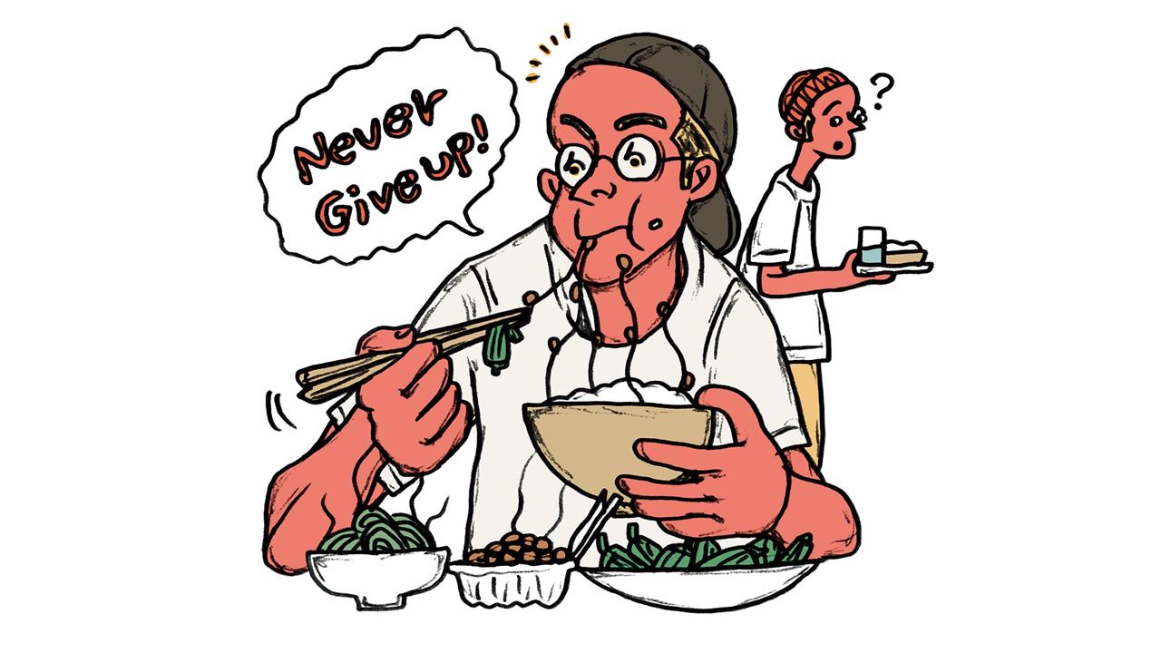 ネバネバ食材のパワーでタンパク質吸収効率増
