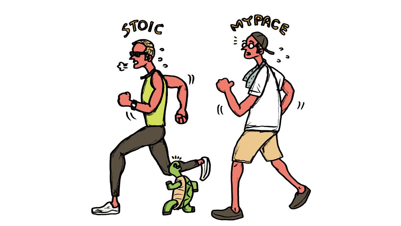 適度な有酸素運動でテストステロンを増やす