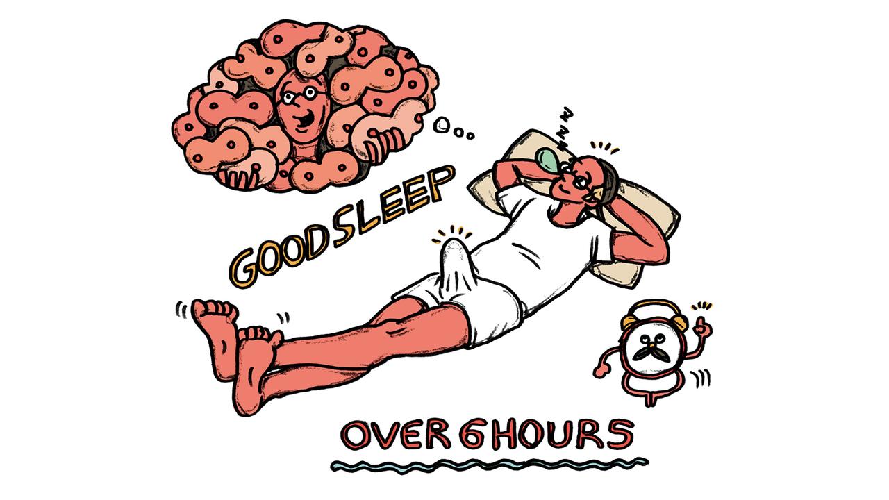 低テストステロンの要因、睡眠不足と徹夜は厳禁!