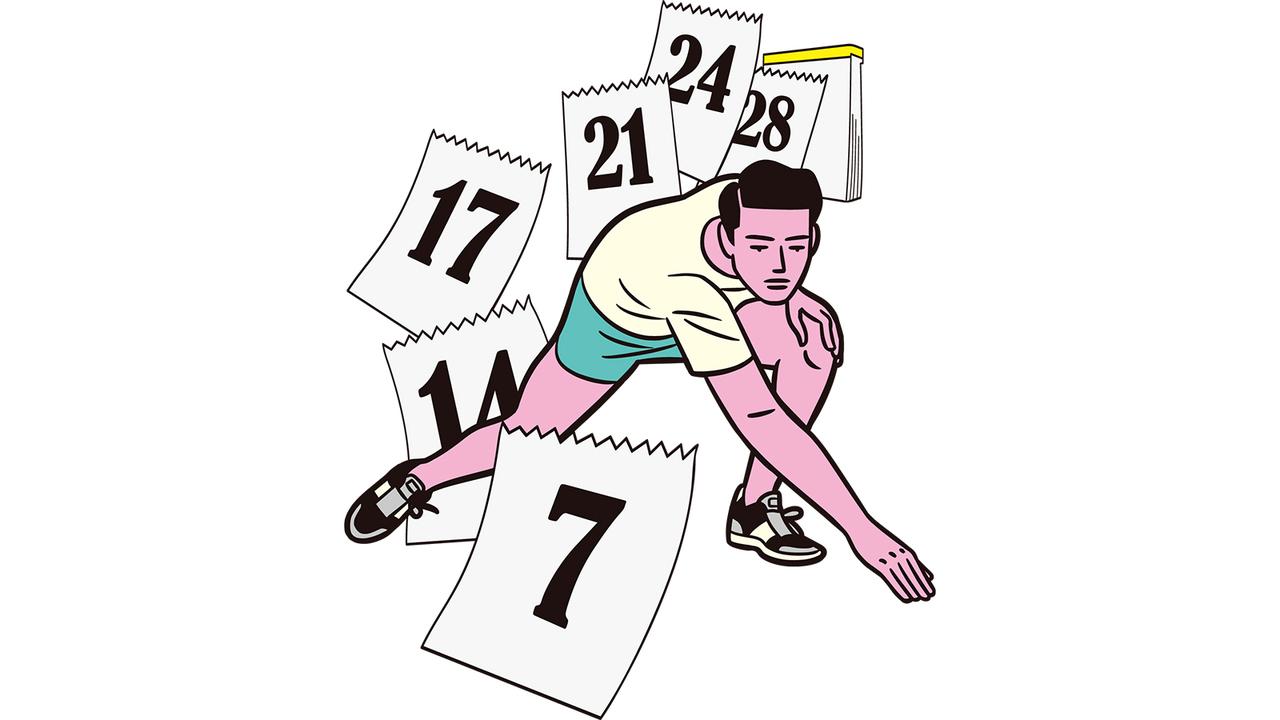 タバタトレーニングはキツい運動だから、週イチでもいい?