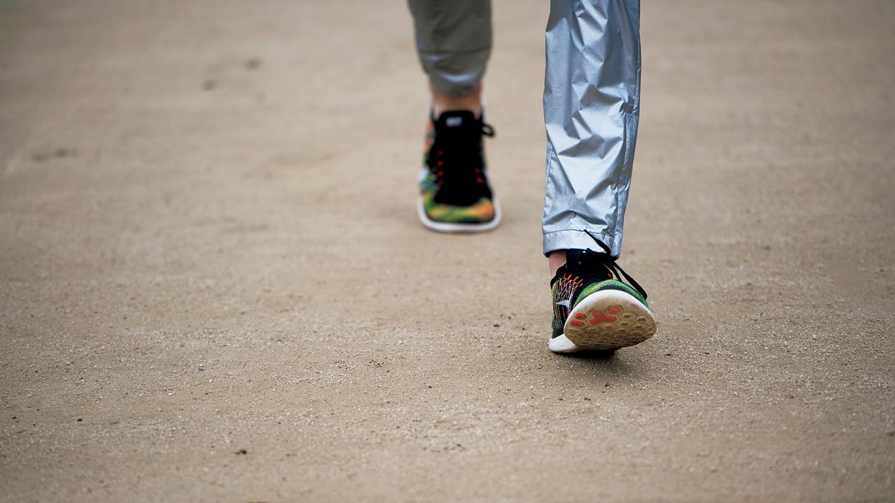 ウォーキングで腸内環境のバランスが整う