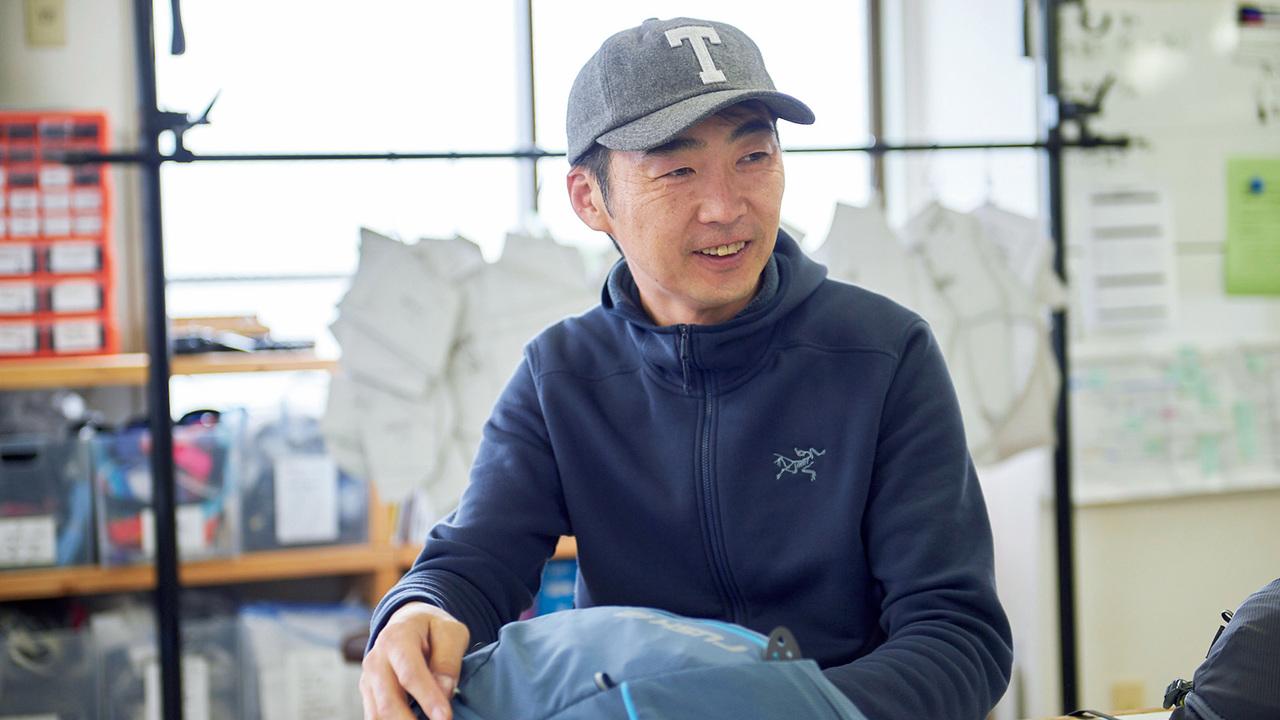 パーゴワークスの斎藤徹(さいとう・てつ)さん
