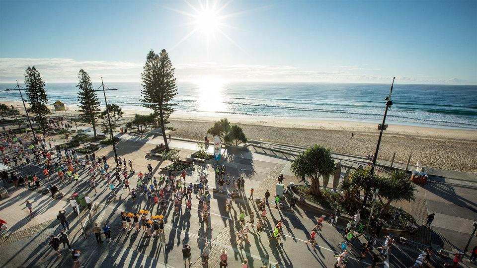 完走者の6割が自己ベスト更新!? ランナーなら一度は走りたい、南の島の極上マラソン