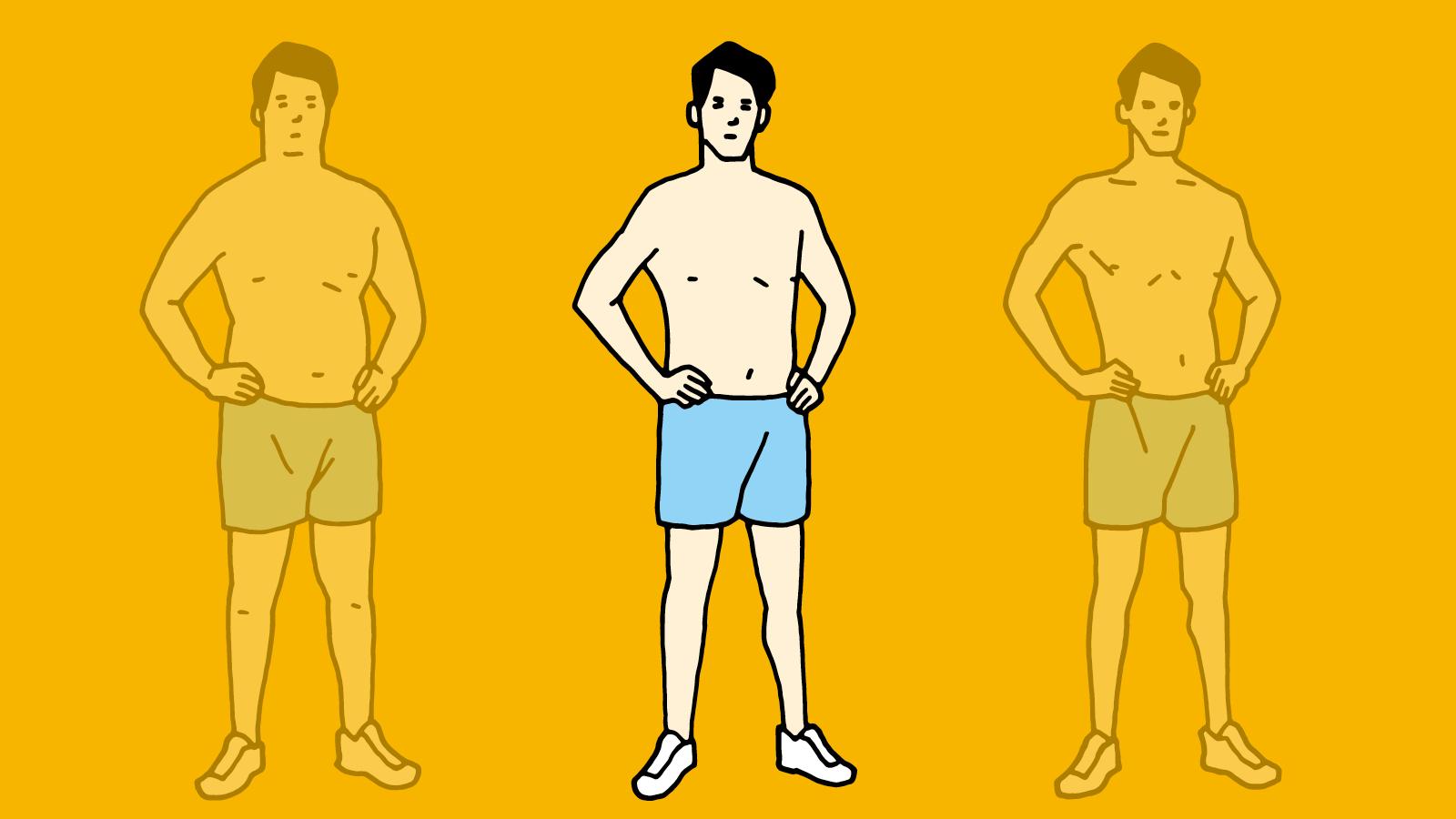 脂肪 5 体 落とす 率