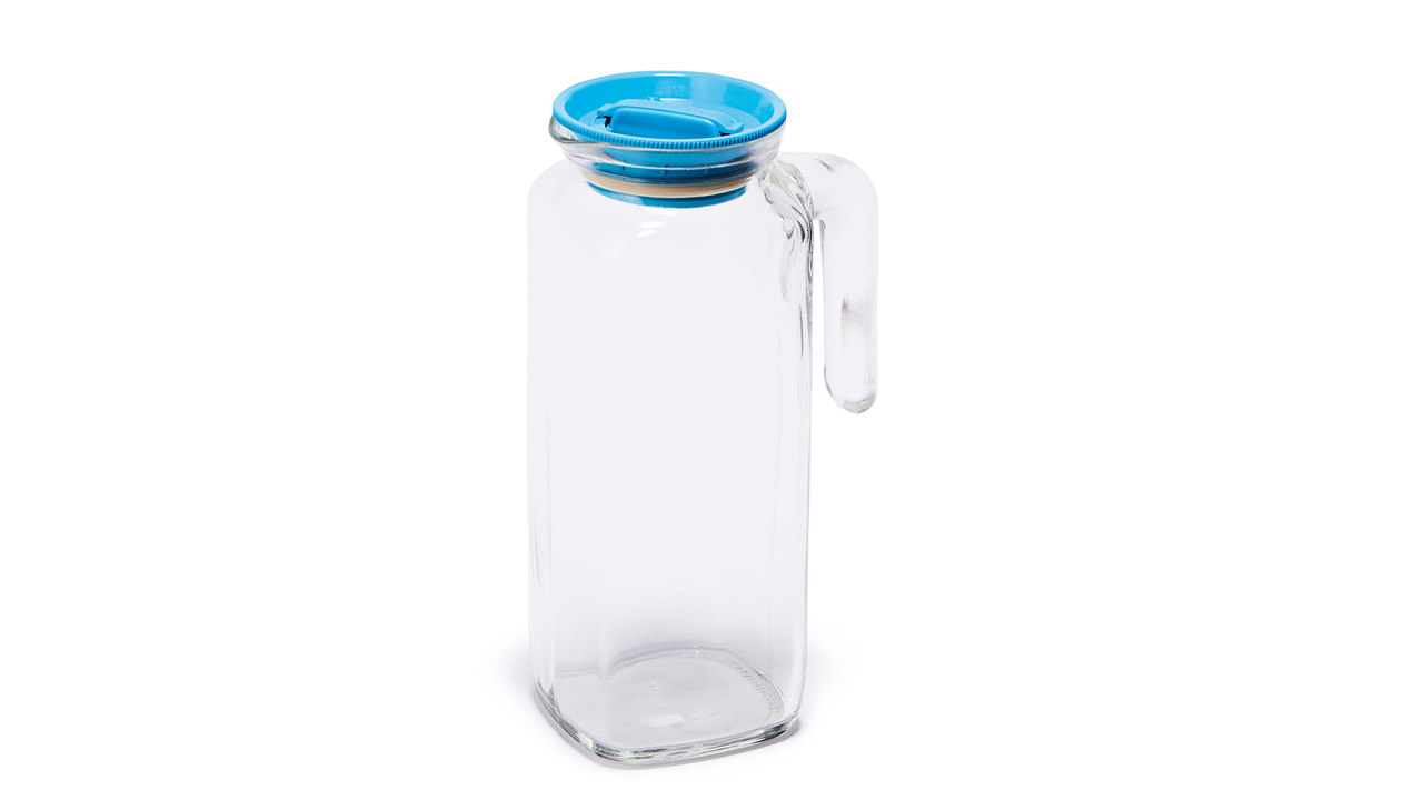 ボルミオリロッコ社のガラスジャグ