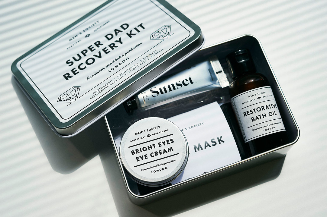 〈MEN'S SOCIETY〉SUPER DAD RECOVERY KIT