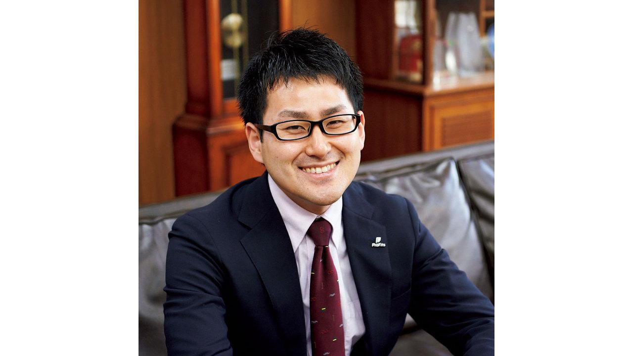 ピップ株式会社の松浦由典さん