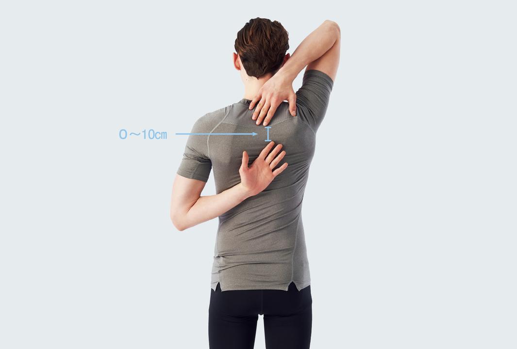肩関節周辺のストレッチ