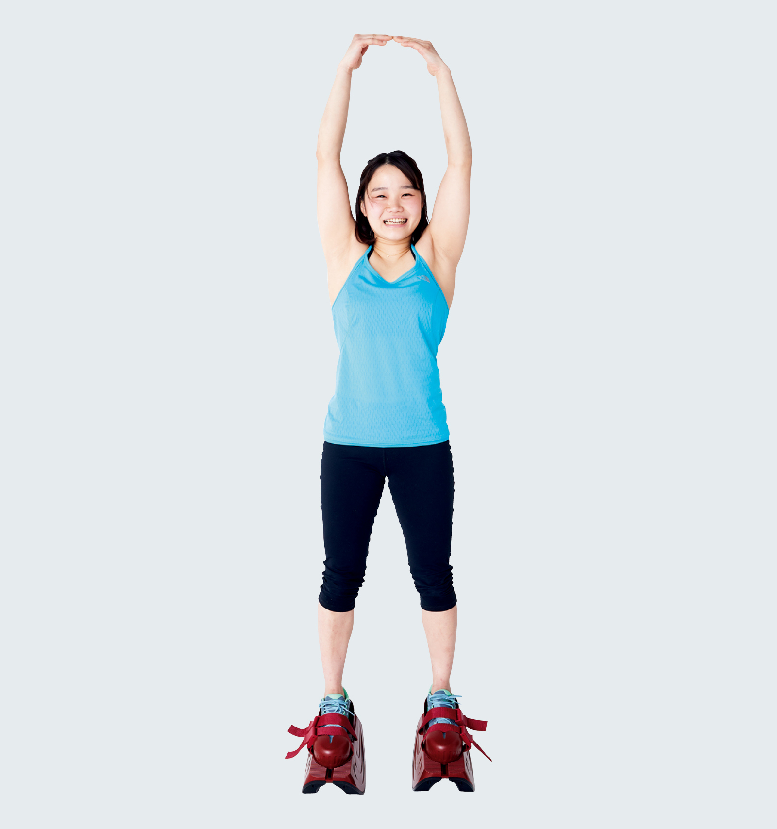 バランス能力と足首の柔軟性がアップしそう!