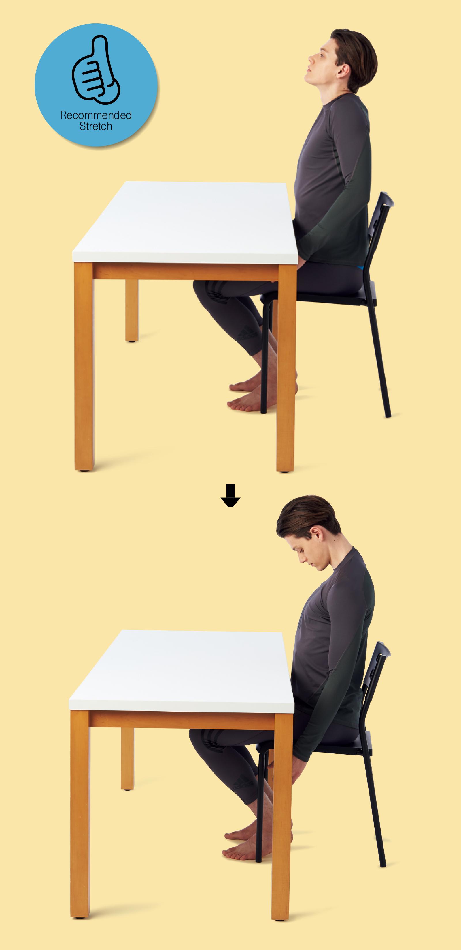肩まわりの筋弛緩法