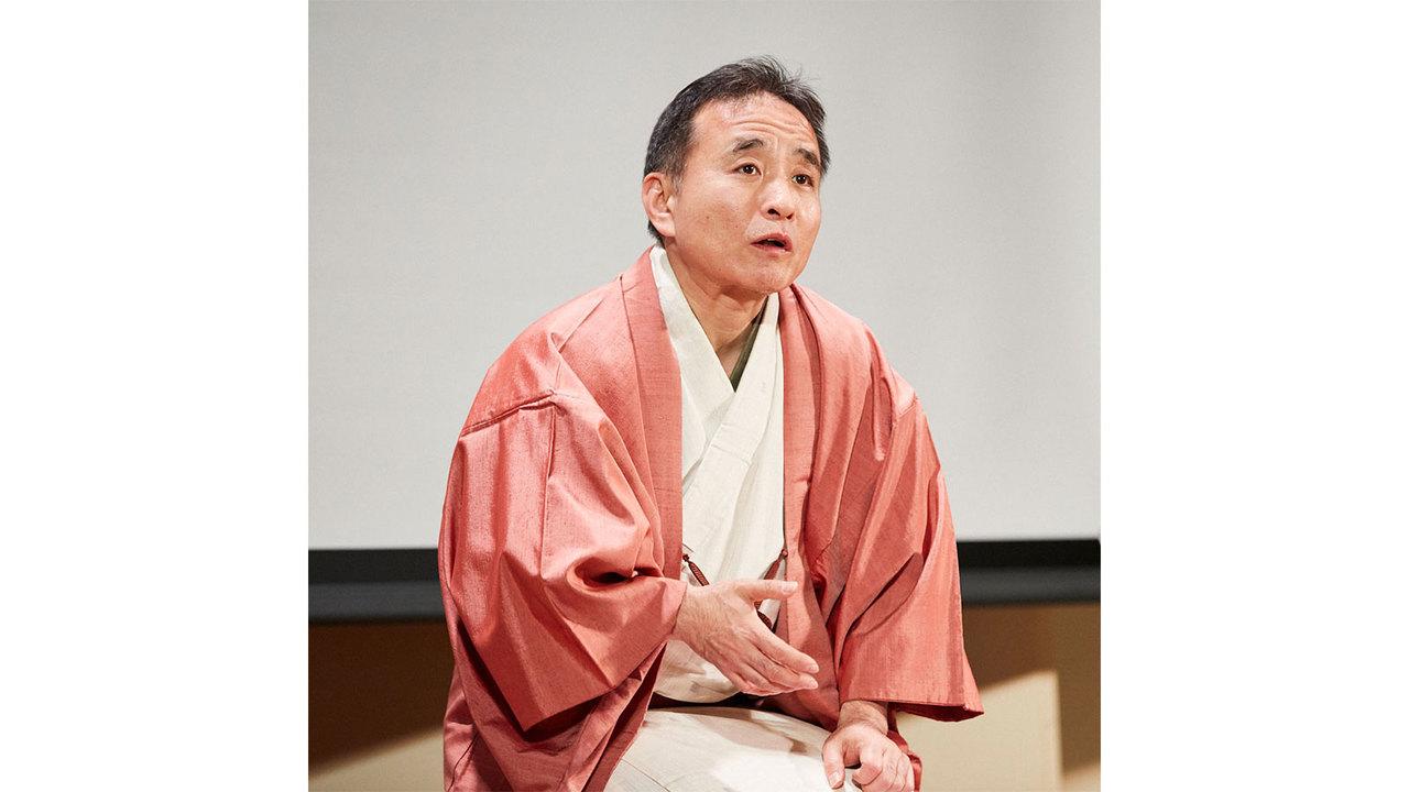 立川談慶さんの写真