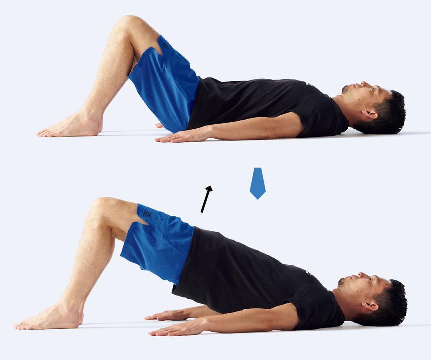 大臀筋・ハムの強化