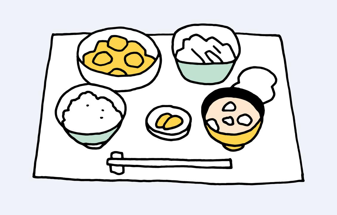 水溶性と不溶性。食物繊維は両方摂る