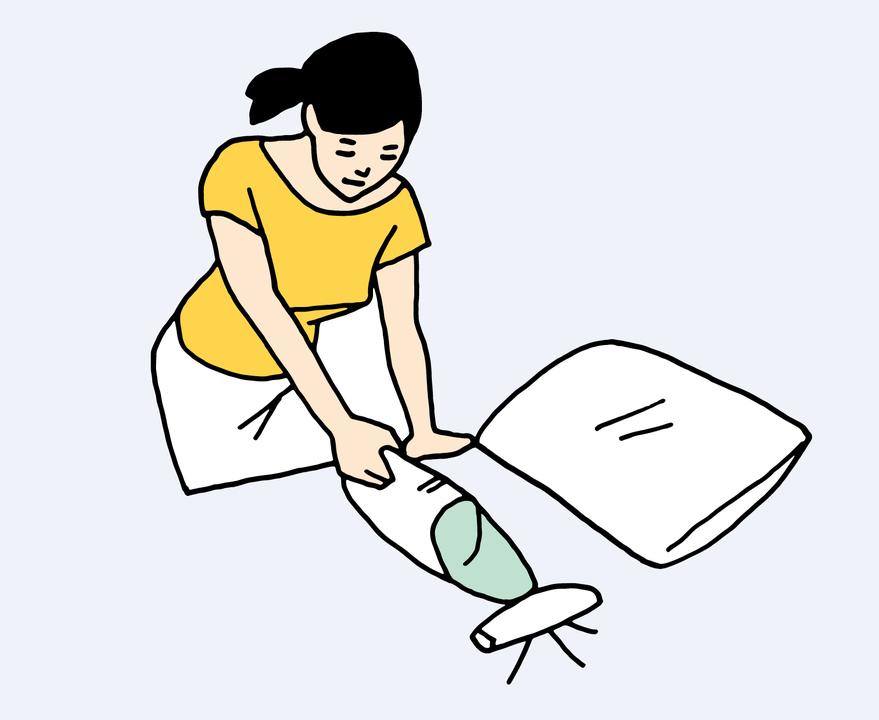 ダニアレルギー対策はマメな掃除が一番!