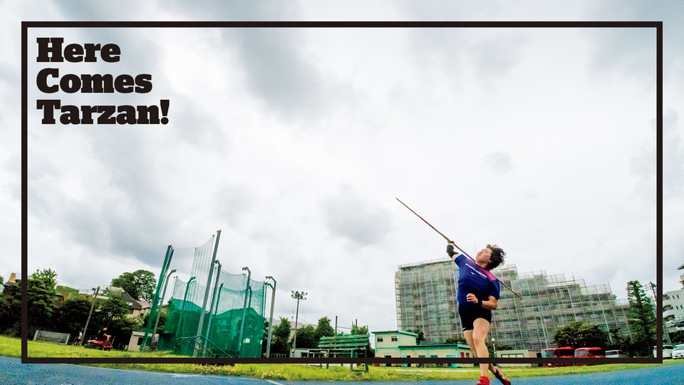 「日本五輪で日本初のメダリストになる」やり投げ・北口榛花にとって64m36は通過点