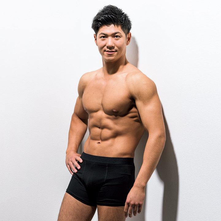 グランプリ・中川浩司さん
