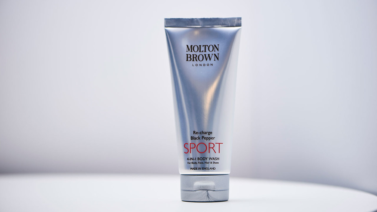 〈MOLTON BROWN〉の4‐IN‐1ウォッシュ