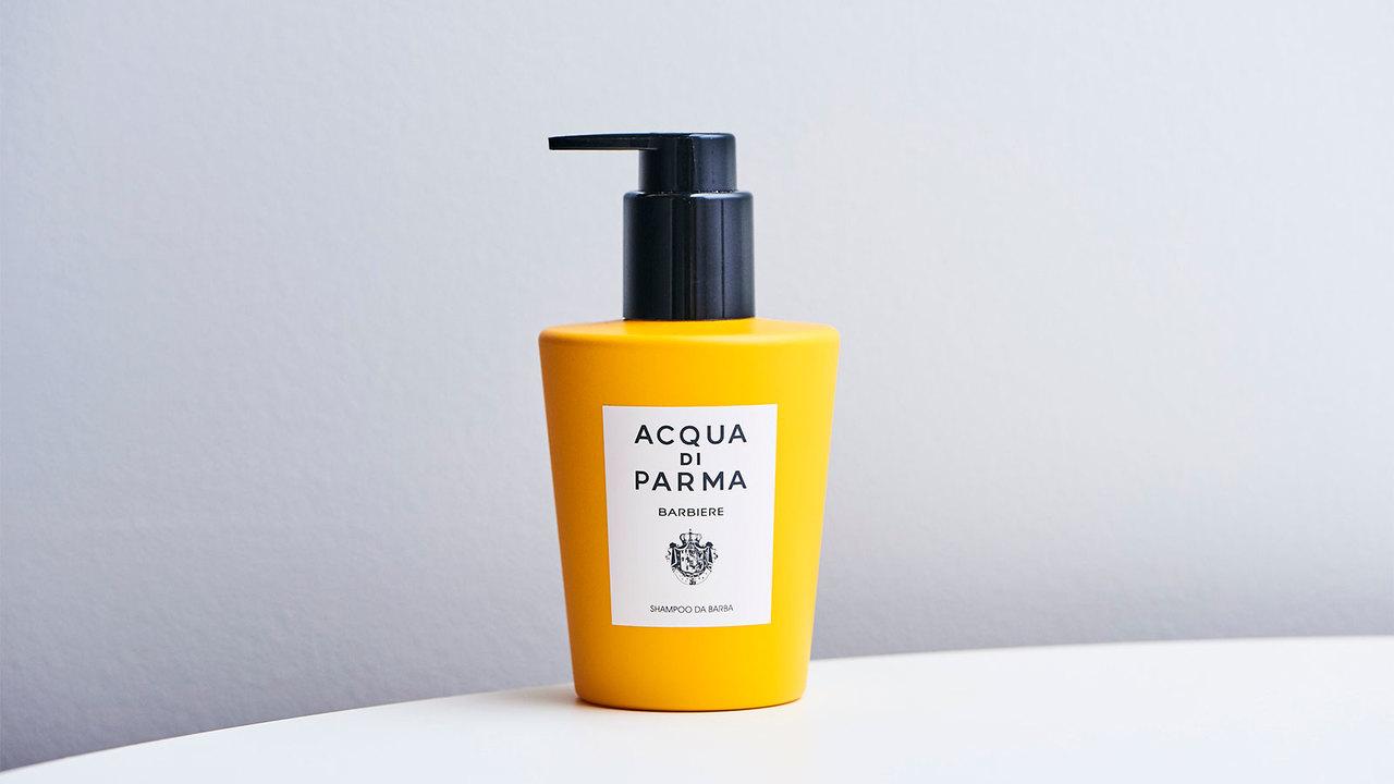 〈ACQUA DI PARMA〉のビアードウォッシュ