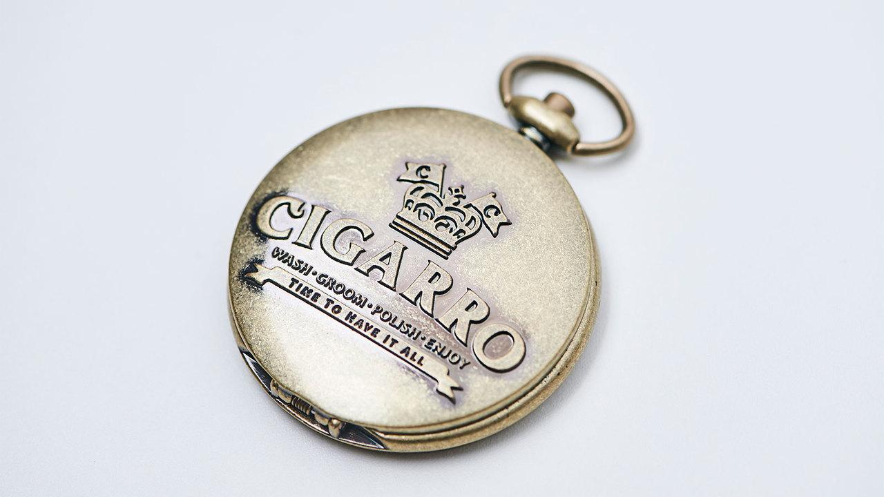 〈CIGARRO〉の練り香水