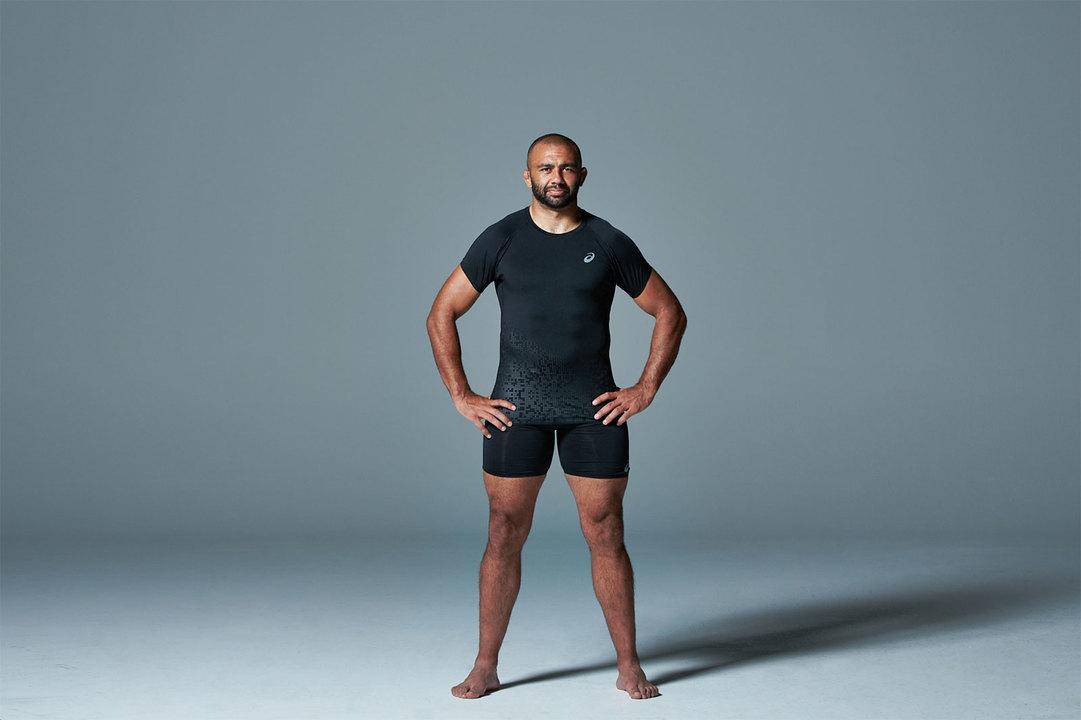 リーチマイケル/1988年、ニュージーランド生まれ。高校生で来日して東海大学へ進学。U20代表や大学選手権などで活躍後、東芝ブレイブルーパスに加入。