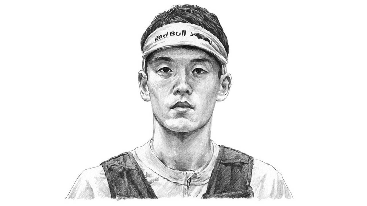 トレイルランナー・上田瑠偉
