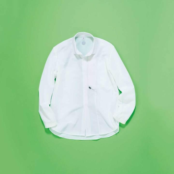 アルク・フェニックスのクランクシャツ