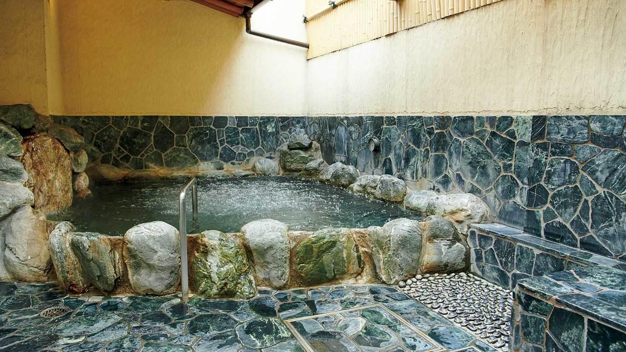 中延温泉 松の湯