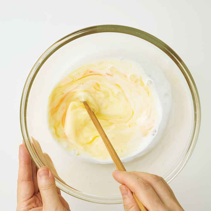冷やしフレンチトースト