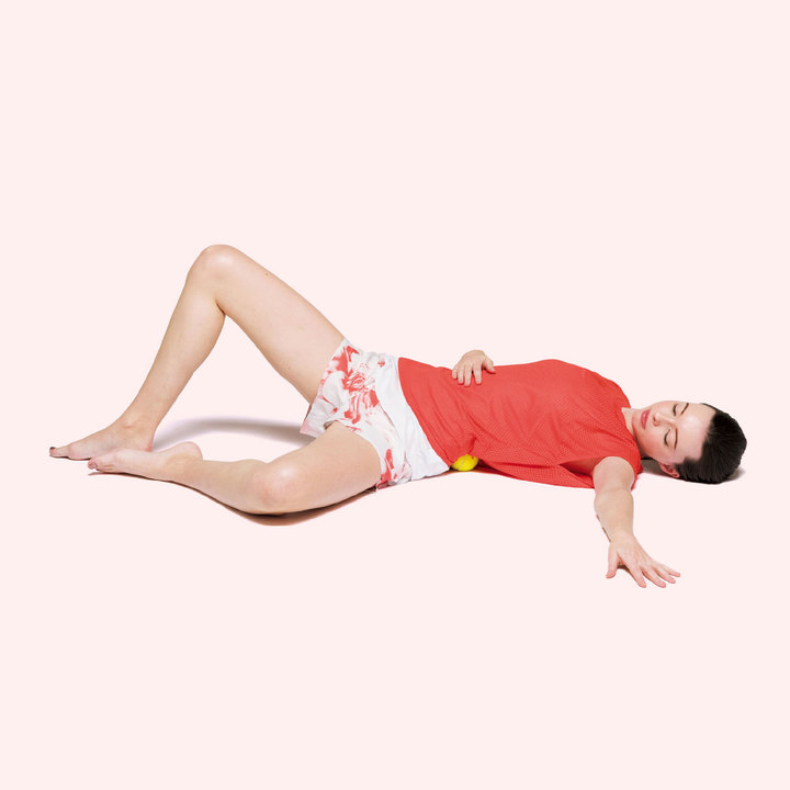腰方形筋のリリース
