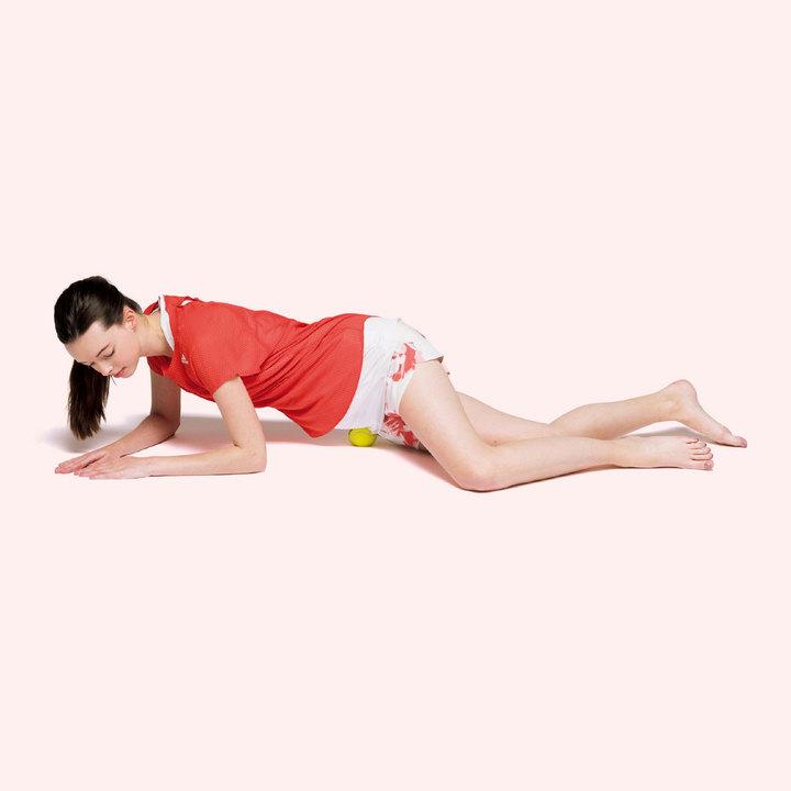大腿筋膜張筋のリリース