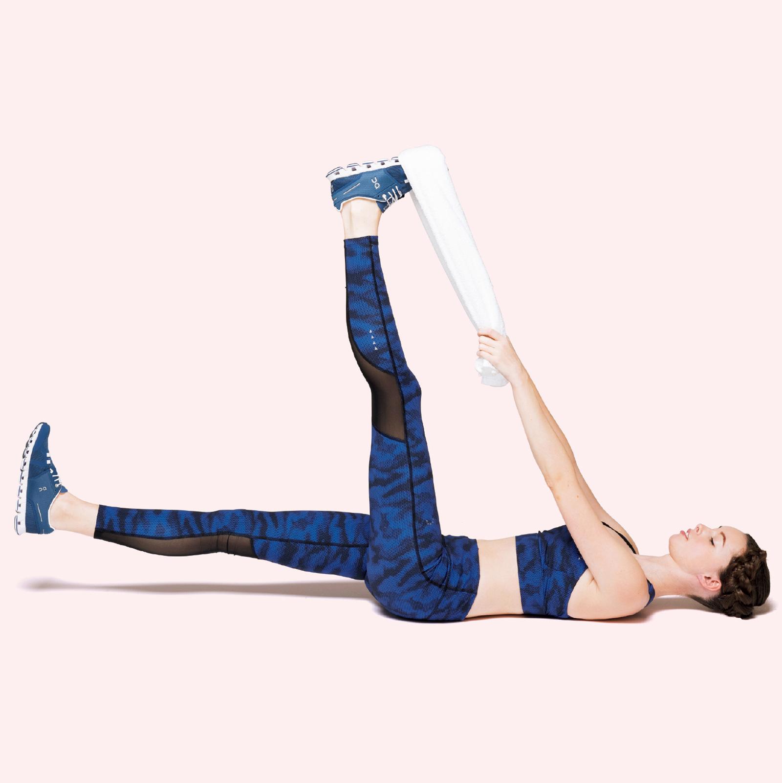 1. 腿裏のストレッチ+股関節の前後運動_02