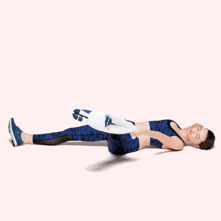 6. 腿裏のストレッチ+股関節の左右運動_04