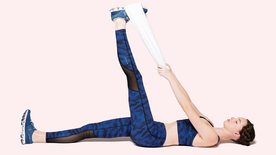 下半身の筋肉が硬い人は。太腿まわりセルフチェック×アクティブ・アイソレーテッドストレッチ