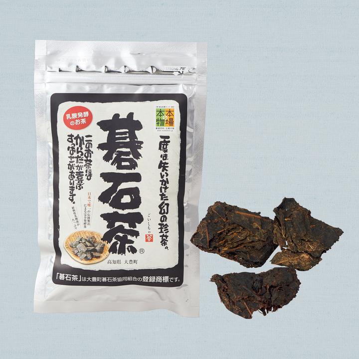 碁石茶(高知県)