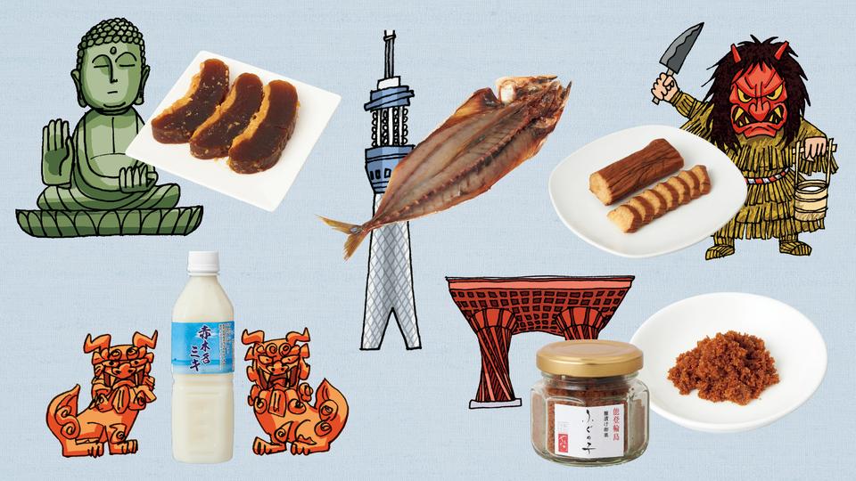 日本列島津々浦々、発酵しまくりです。