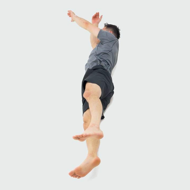 ボルダリングのトレーニング