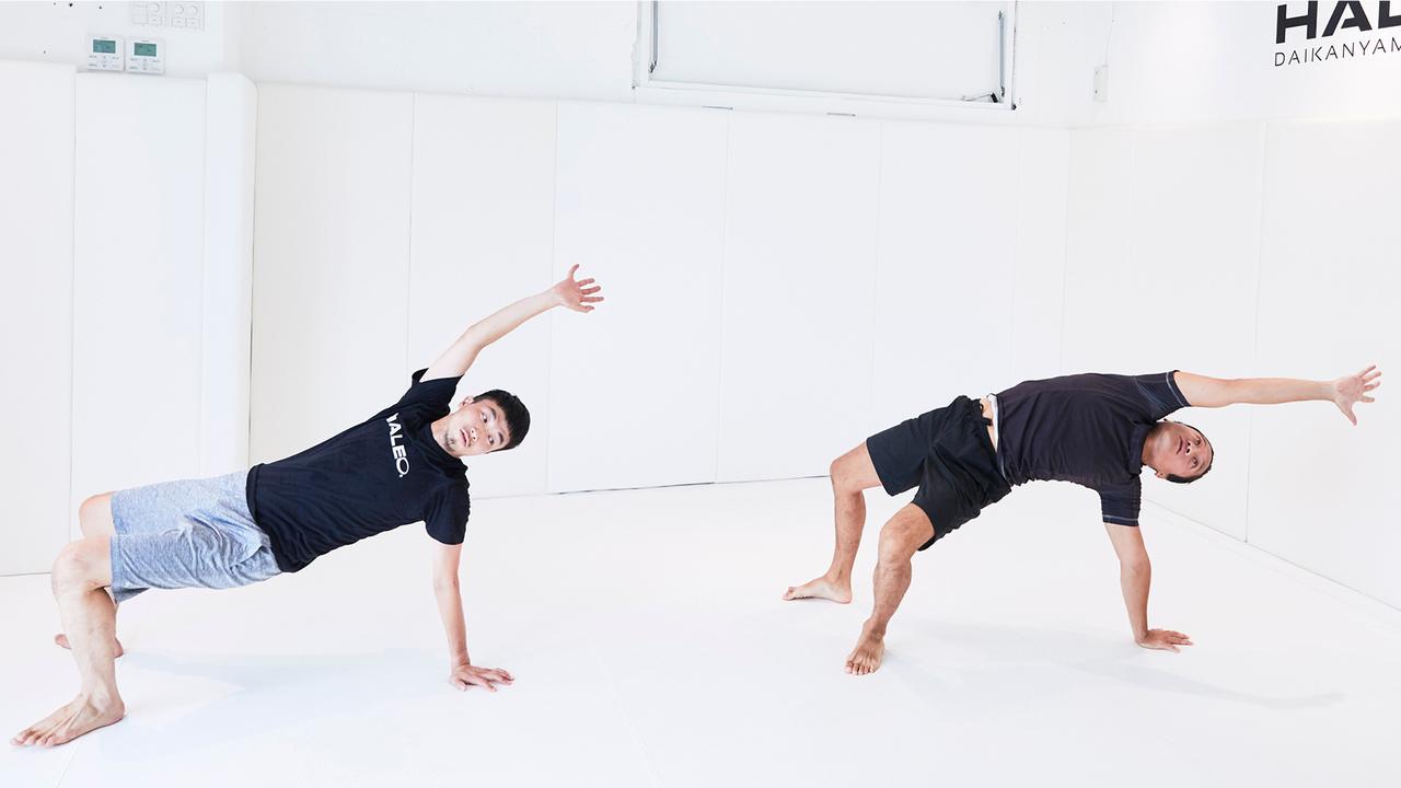 アニマルムーブ&柔術