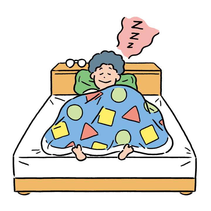 小さな積み重ねで、少しずつ安眠に近づく。