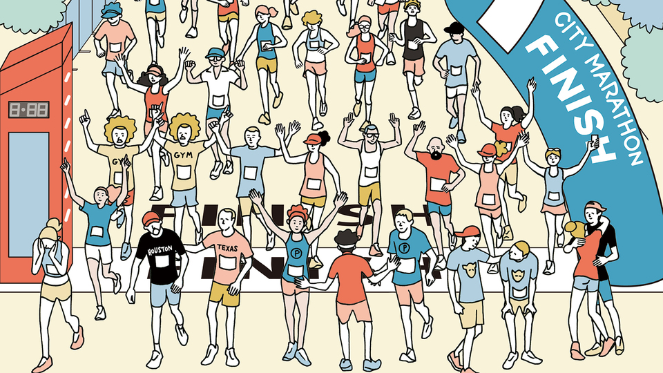 憧れのフルマラソンにチャレンジしよう!