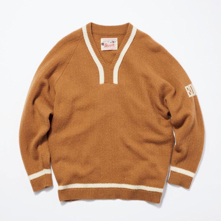 ボーゲンのセーター