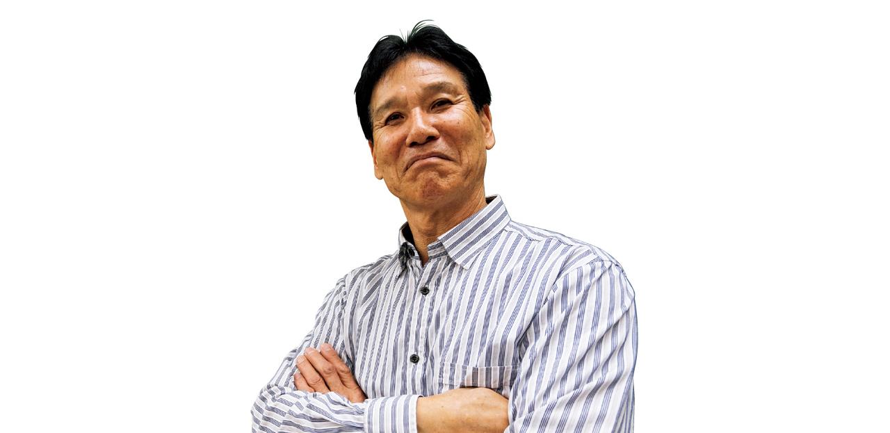 森谷敏夫(もりたに・としお)