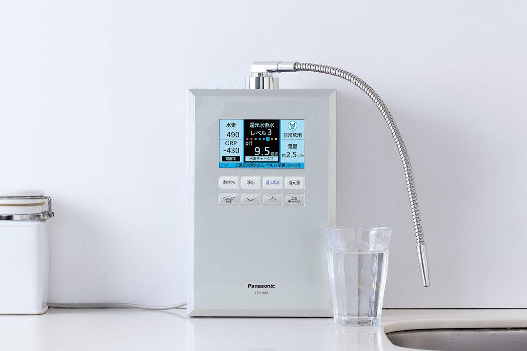パナソニック還元水素水生成器 TK-HS92
