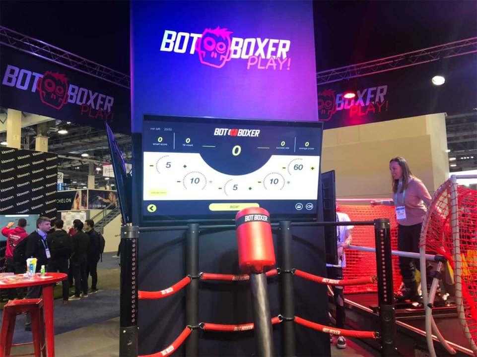 BOT BOXER (ボットボクサー)