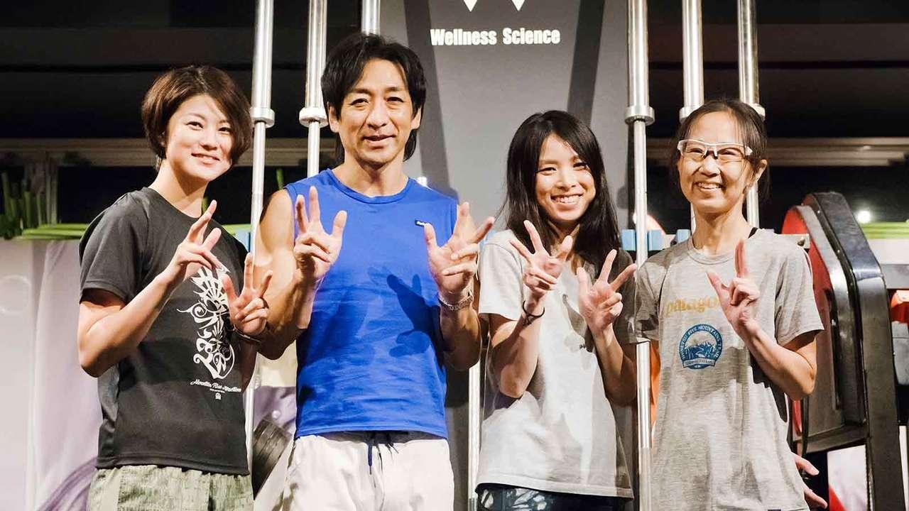 坂詰さんと参加者たち