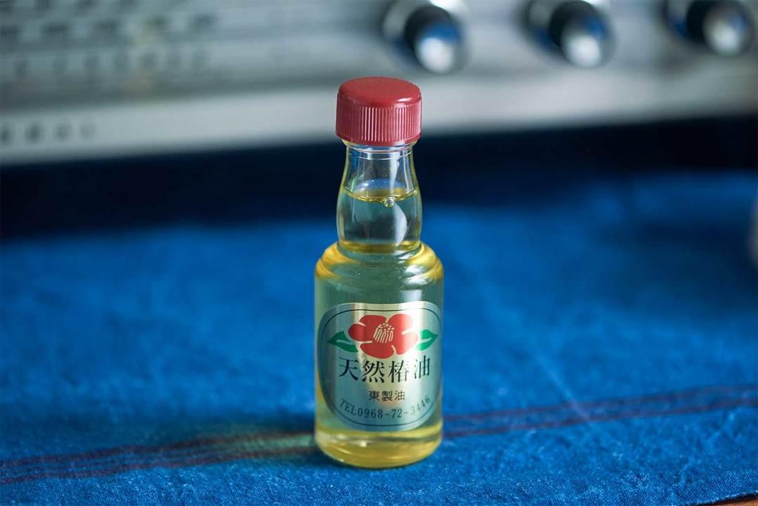 〈東製油〉天然椿油