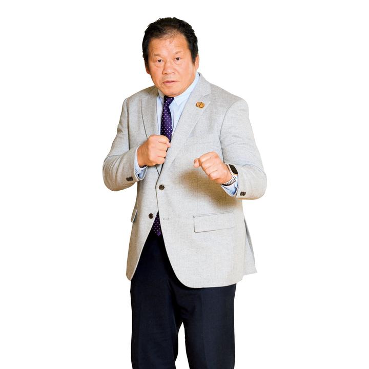 プロレスラー・藤波辰爾さん